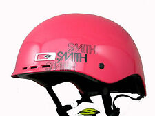 - New - Smith Optic Holt Park Ski, Snow, Skate , BMX Helmet Red Large