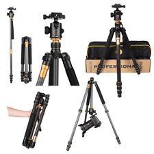 Kamera Reise Stativ Dreibeinstative DSLR Digitalkamera Videostativ Tripod Gold