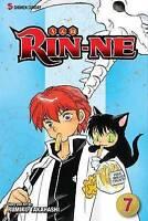 Rin-ne Vol 7 by Rumiko Takahashi  2011 VIZ Media Manga English