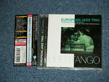 EUROPEAN JAZZ TRIO feat. CHALIE MARIANO Japan 1999 NM CD+Obi LIBERTANGO