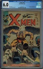 CGC 6.0 X-MEN #19 1ST APPEARANCE THE MIMIC OW/WHITE PAGES 1966 JACK KIRBY COVER
