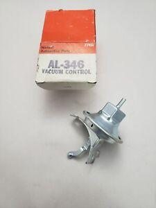 Niehoff AL-346 Distributor Vacuum Advance Control NOS