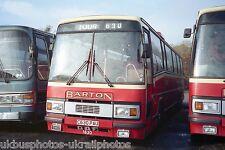 Barton Transport, Chilwell C630PAU Bus Photo Ref P1572