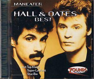 Hall, Daryl  & John Oates Maneater (Best) Zounds CD RAR