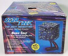 STAR TREK THE NEXT GENERATION BORG SHIP NIB