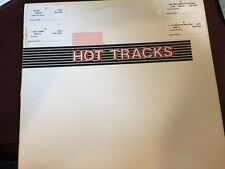 """HOT TRACKS 8-3 SIDE C/D ONLY DONNA SUMMER VANESSA GIPSY AND QUEEN 12"""""""