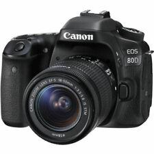 Appareils photo numériques Canon Canon EOS 80D