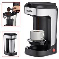 SINGLE CUP COFFEE MAKER One Scoop Sole Mug Personal Drink Making Kitchen Machine