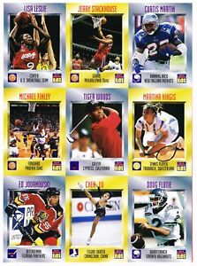 Tiger Woods 1996 Sports Illustrated For Kids Uncut Sheet ROOKIE CARD RC
