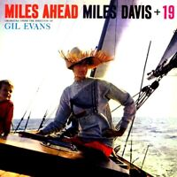 SEALED NEW LP Miles Davis, Gil Evans Orchestra, The - Miles Ahead: Miles Davis P