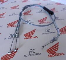 Honda CB CL 450 K1-K6 Gaszug Silber Grau 1 in 2 Verteilerzug cable wire throttle
