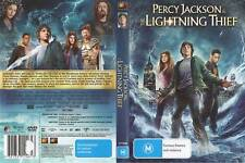 PERCY JACKSON AND THE LIGHTNING THIEF-R4-New AND Sealed