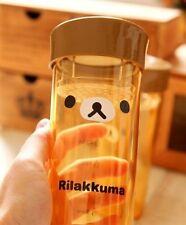 New Rilakkuma San-X Bear Plastic Water Drinks Bottle/Cup/Mug 300ml