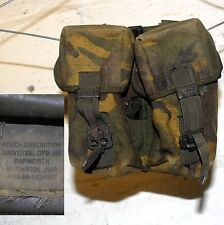 BRITISH ARMY UNIVERSAL AMMUNITION POUCHES