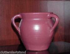 Arts & Crafts Old Pot Shop Norwalk CT 3 Handle Vase Antique