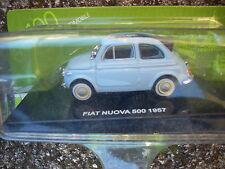 FIAT NUOVA 500 1957  SCALA 143