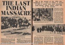 Last Indian Massacre By Shoshone Mike + Genealogy