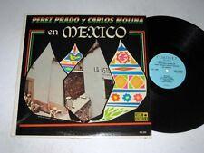 PEREZ PRADO/CARLOS MOLINA En Mexico CORONET