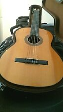 Takamine G-126 Classical Guitar Vintage 1988 mint Made in Japan, & black case