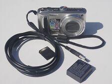 Used Panasonic LUMIX DMC-TZ5 9.1MP Digital Camera - Silver