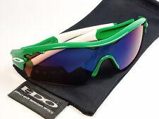 Oakley radar Custom Green g30 gafas de sol m frame jawbone racing Jacket half X