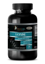 metabolism - L-LYSINE 1000MG 1B - weight loss natural supplements