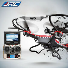 JJRC H8D RC Quadcopter Drone 5.8G FPV with 2.0MP Camera Monitor Helicopter RTF