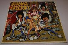 Electric Erectors Rare Japan Punk Organe Vinyl Record 1999 Out Of Print