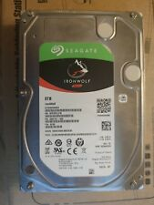 Disque dur Seagate IronWolf ST8000VN004 - 8 To - SATA 6Gb/s - 7200 rpm - 256 Mo