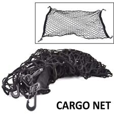 Car Cargo Net 90cmx60cm Large Elastic Storage Boot Net Fixing Points Saftey