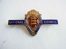 TEACHERS National Association of Head Teachers Silver National Council Badge