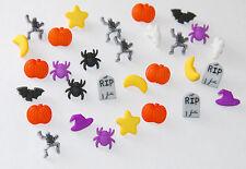 Fright Night Buttons / Mini Halloween Buttons / Jesse James Dress It Up / NIP
