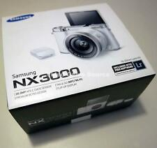 Samsung Nx3000 Kit 16-50mm Digitalkamera braun