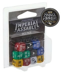 Star Wars: Imperial Assault Dice Pack (11 Dice ) - SWI02. NEW