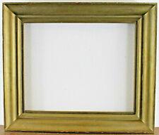 Holzrahmen gold Innenmaß ca. 39x48 cm