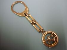 RARE BMW 14kt Gold Key Chain Milross Gold BMW Key Ring