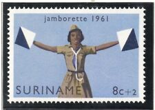 Suriname 1961 Early Issue Fine Mint Hinged 8c. 168999