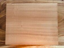 Body Korpus Blank Kantel Rohling Mahagoni Sapeli 45mm Tonholz Gitarrenbau 2