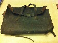 Kleidung & Access. Vor 1900 Antik Englische Lederbox Lederschachtel Lederbehälter 1830 Wappen Rarität Selten