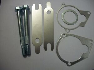 FMR GM HIGH TORQUE MINI STARTER COMPLETE SHIM KIT SET WITH BOLTS CHEVY SBC BBC