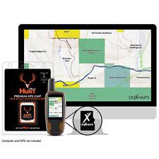 onX Premium Maps GPS Chip Landowners & Property Boundaries for Garmin, NC