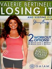 Valerie Bertinelli: Losing It and Keeping Fit! NEW! DVD, FREE SHIP! WORKOUTS ABS