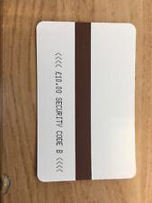 Ampy Electric Meter Cards Credit          Code B