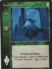 New Carthage x1 Keepers of Tradition Reprint 1 KoT R1 VTES Jyhad