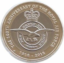 2018 Royal Mint British Royal Air Force £2 Two Pound Coin Uncirculated