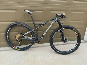 2015 Specialized S-Works Epic 29, Size M, w/ Stages Carbon Power Meter, SRAM XX1
