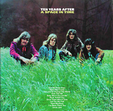 TEN YEARS AFTER - A SPACE IN TIME CD British Rock 16-pages booklet  [SEALED]
