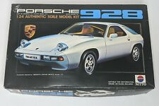 Nitto 1/24 Porsche 928 Authentic Scale Model Car Kit Limited Edition from Japan