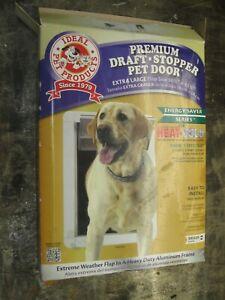 Ideal Pet Products Extra Large Premium Draft-Stopper Dog / Pet Door - PDSXL