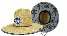 Kids Sharks Straw Hat